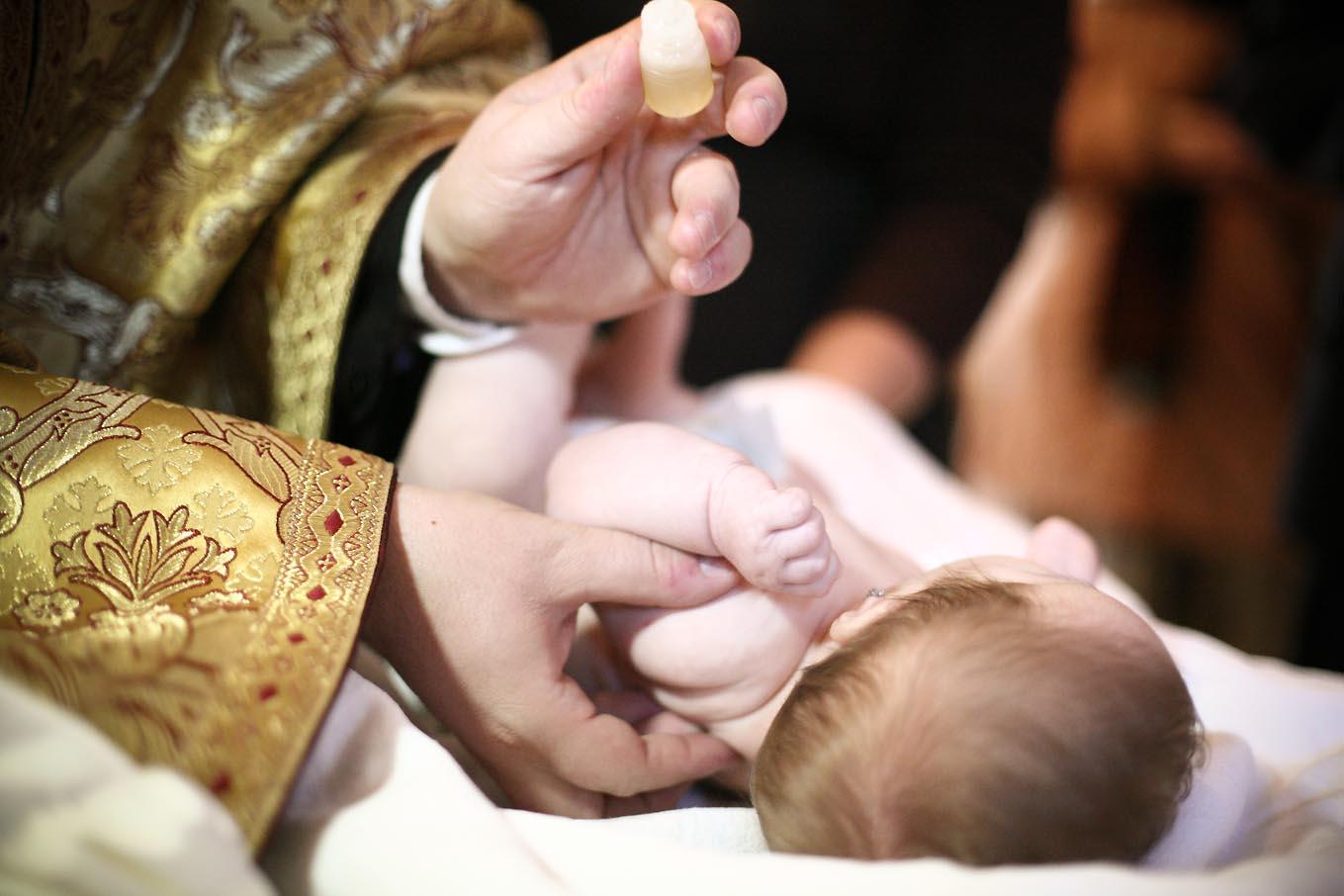botez copil